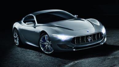 Nuevas noticias sobre el Maserati Alfieri