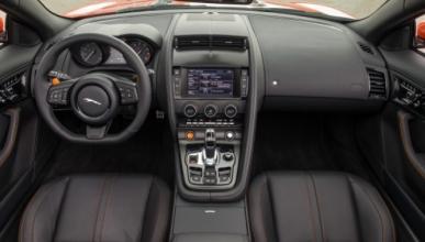 Jaguar F-Type 2018: podría equipar motor central