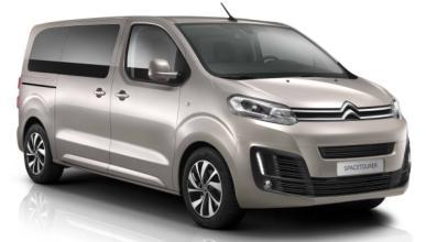 Ya tenemos los precios del Citroën SpaceTourer 2016