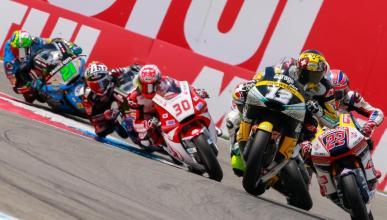 Moto2 2017: Así está la parrilla de Moto2