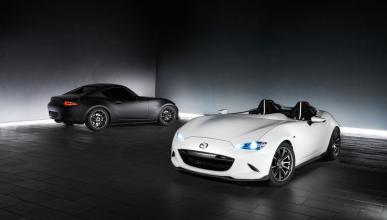 Mazda MX-5 Speedster y MX-5 RF Kuro