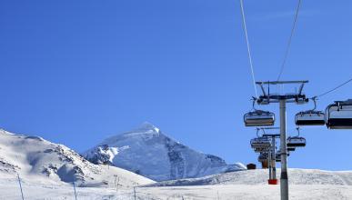 Las estaciones de esquí más baratas para este invierno