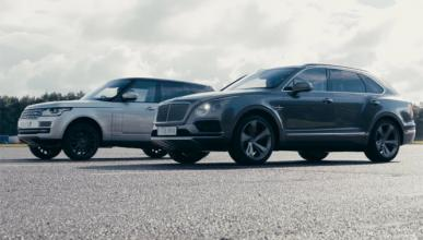 Drag race: Bentley Bentayga vs Range Rover SVAutobiography