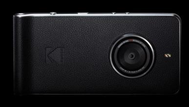La 'cámara-móvil' con la que Kodak quiere revivir su marca