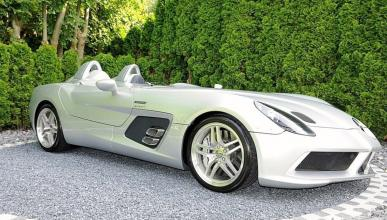 Venta Mercedes SLR Stirling Moss