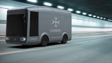 Esta furgoneta autónoma puede construirse ¡en 4 horas!