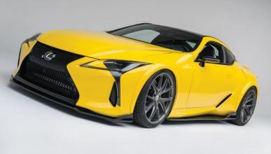 Los cinco coches más radicales del SEMA 2016