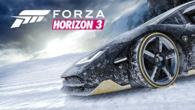 Forza Horizon 3: nuevo paquete con siete coches... Y más