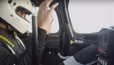 Vídeo: el prototipo autónomo de Roborace en Silverstone