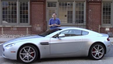 ¿Cuánto cuesta mantener un Aston Martin V8 Vantage?