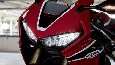 Honda amplía su gama CBR1000RR con la nueva Fireblade
