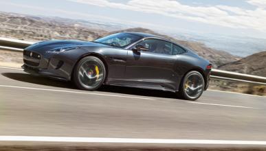 ¡Jaguar está probando un F-Type con un motor diésel!