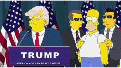 Los cameos de Donald Trump en series y películas