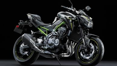 Nuevas Kawasaki Z900 y Z650, en el EICMA 2016