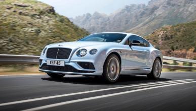 5 virtudes y un defecto Bentley Continental GT