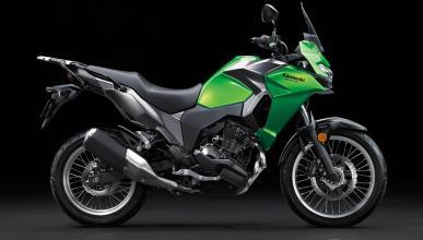Nueva Kawasaki Versys-X 300, en el EICMA 2016