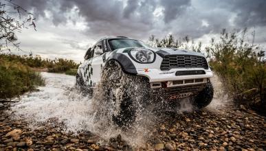 Mikko Hirvonen liderará Mini en el Dakar 2017