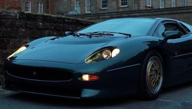 Don Law Racing, los salvadores del Jaguar XJ220