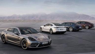 El Porsche Panamera más barato... y el más caro