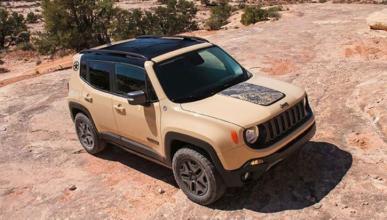 Jeep presentará dos nuevos Renegade en Los Ángeles