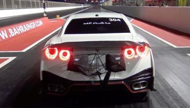 Vídeo: el Nissan GT-R más rápido del mundo