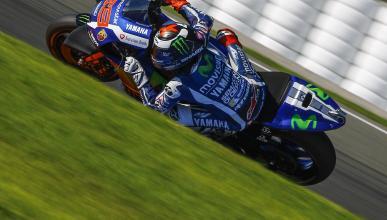Libres MotoGP Valencia 2016: vuelve el martillo de Lorenzo