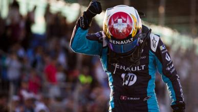Fórmula E, Marrakech: Buemi suma y sigue