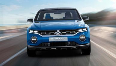 Volkswagen Golf SUV, estará en el Salón de Ginebra