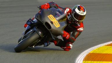 Primeras imágenes de Jorge Lorenzo con Ducati MotoGP 2017