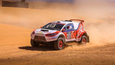 El Acciona 100% EcoPowered competirá en el Dakar 2017