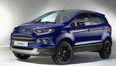 El nuevo Ford EcoSport probará suerte en Los Ángeles