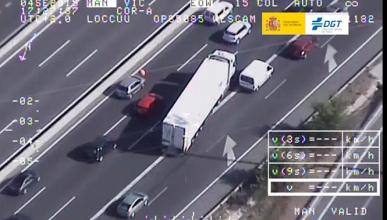 Las 7 infracciones más frecuentes en camiones y autobuses