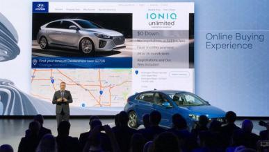 Hyundai Ioniq Unlimited, la nueva iniciativa de la marca