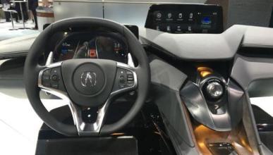 Vídeo: así es el espectacular Cockpit de Acura