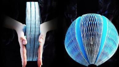 El casco de papel que ha ganado un premio a la innovación