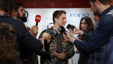 """Jorge Lorenzo: """"Estoy contento, pero queda mucho por hacer"""""""