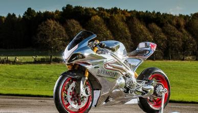 Nueva Norton V4 1000 2017: la nueva bestia británica