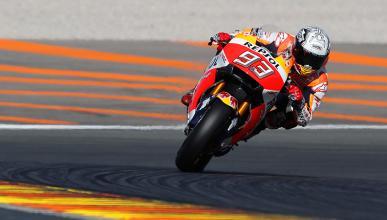 Márquez y Pedrosa no irán al test de Jerez: Honda va bien