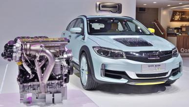 Qoros pone en marcha el nuevo motor de Koenigsegg