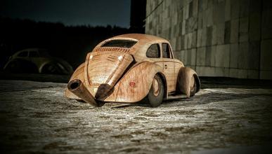 Volkswood, ni te imaginas lo que se puede hacer con madera