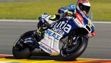 Test MotoGP Jerez 2017 (I): Barberá lidera la armada Ducati