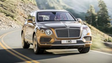 Primera llamada a revisión del Bentley Bentayga