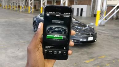 Todo lo que puedes hacer en tu Model S con la app de Tesla