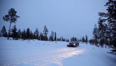 La DGT marca los colores de la nieve en la carretera