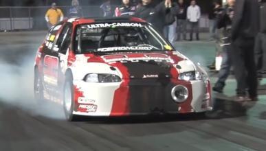Vídeo: lo rápido que puede ser un tracción delantera
