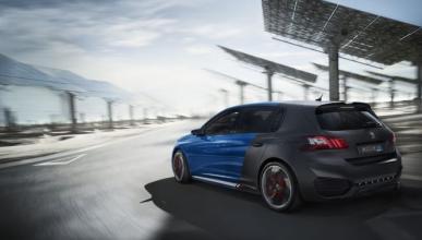 Peugeot planea un rival híbrido para el Ford Focus RS