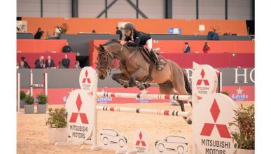 Mitsubishi estará en Madrid Horse Week