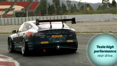 Vídeo: Así es el Tesla Model S de la Electric GT