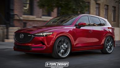 Soñando con el posible Mazda CX-5 MPS