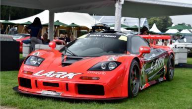 El McLaren Longtail F1 GTR cumple 20 años